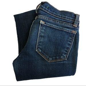 J Brand 912 Ink Skinny Pencil Jeans Size 24